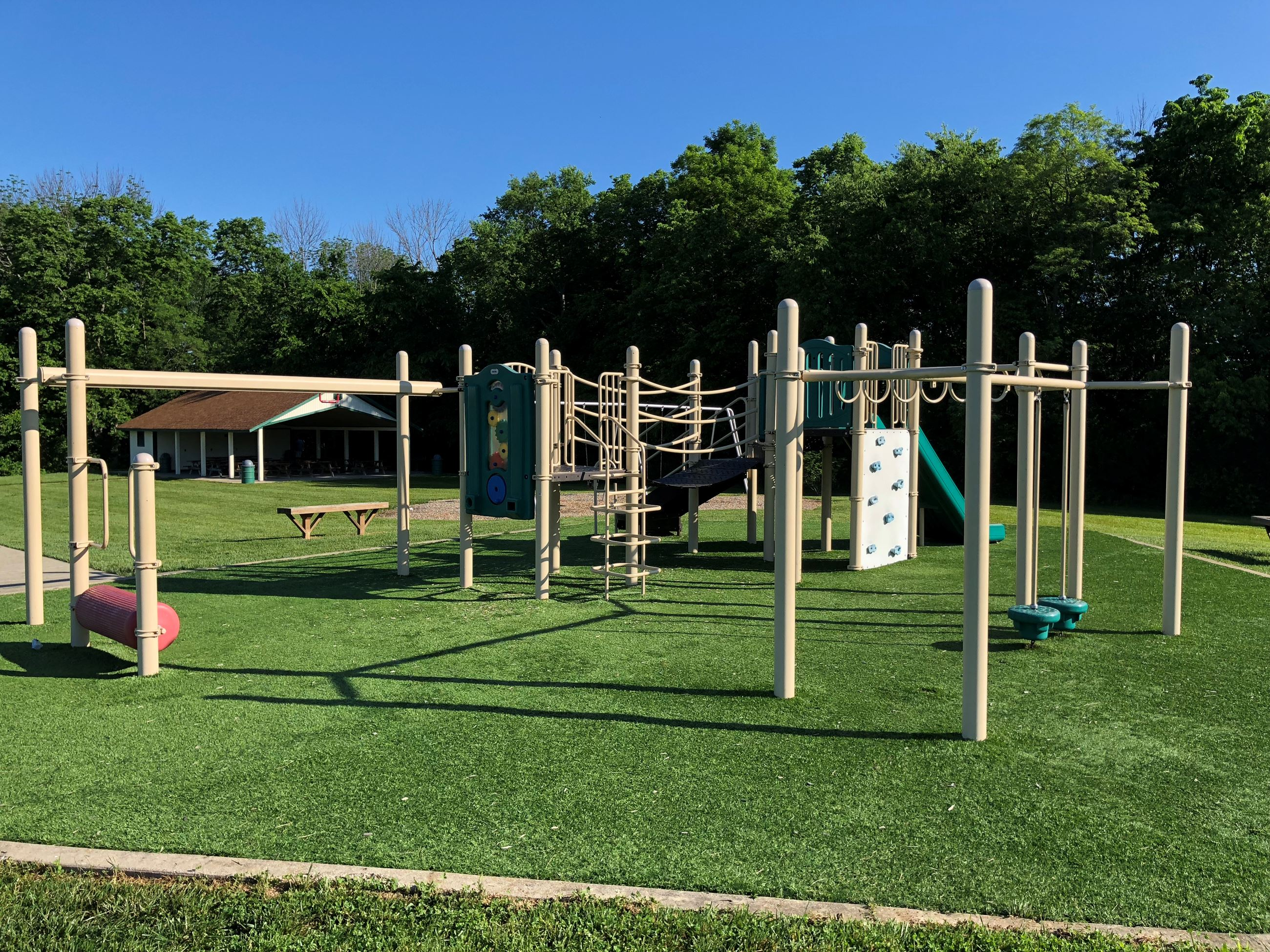 Lincoln Ridge Park Playground