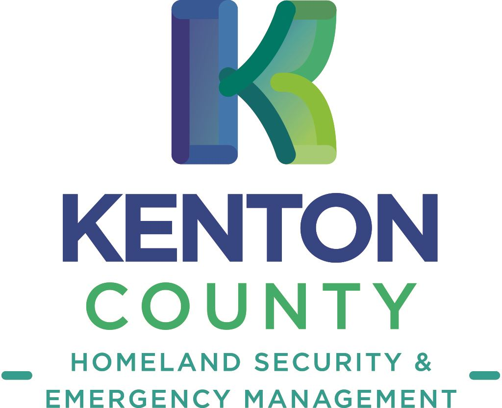 Kenton County Homeland Security & Emergency Management Logo